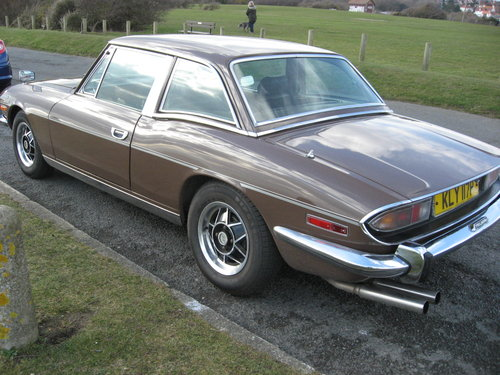 TRIUMPH STAG 1975 ( Ford 3 Litre V6 Essex) SOLD (picture 3 of 6)