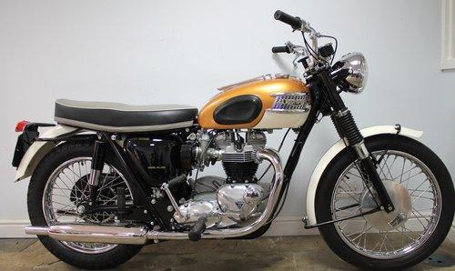 1964  Triumph T120 Bonneville 650 cc Twin  SHOW SOLD (picture 1 of 6)
