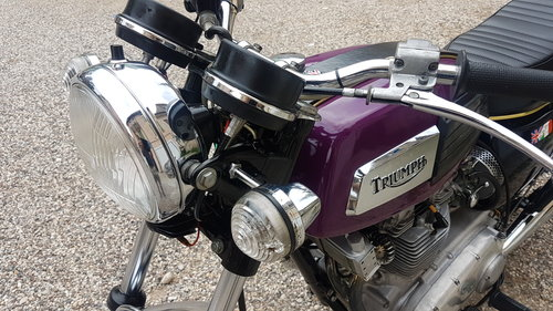 1974 Triumph Trident 750 For Sale (picture 2 of 6)