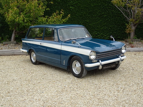 Triumph Herald 13/60 Estate – Complete Restoration SOLD (picture 2 of 6)