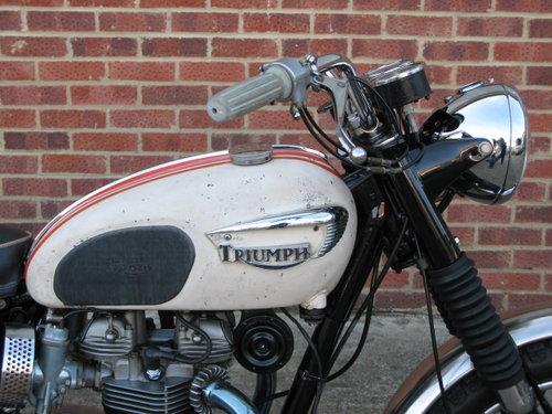1966 Triumph T120R Bonneville  For Sale (picture 2 of 6)