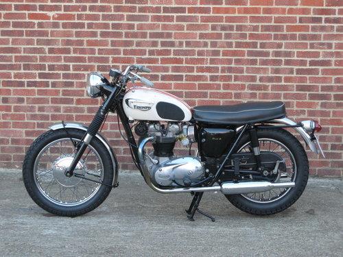 1966 Triumph T120R Bonneville  For Sale (picture 4 of 6)