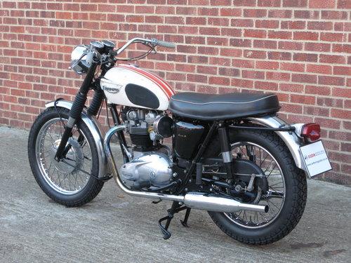 1966 Triumph T120R Bonneville  For Sale (picture 5 of 6)