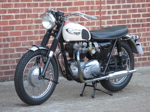 1966 Triumph T120R Bonneville  For Sale (picture 6 of 6)