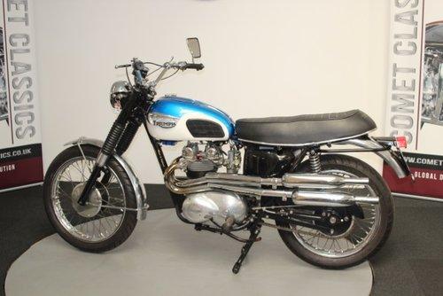 1967 Triumph Tiger 100 500cc For Sale Car And Classic