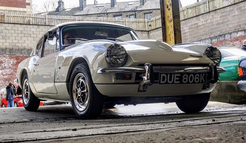 1971 Triumph Gt6 Mk2 For Sale Car And Classic