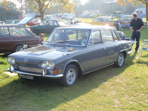 Triumph 1969 2.5 Mk1 PI, 80,000 miles SOLD (picture 1 of 5)