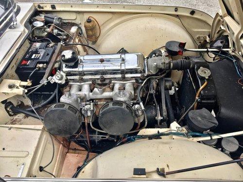 1964 TRIUMPH TR4 SPORT SOLD (picture 6 of 6)