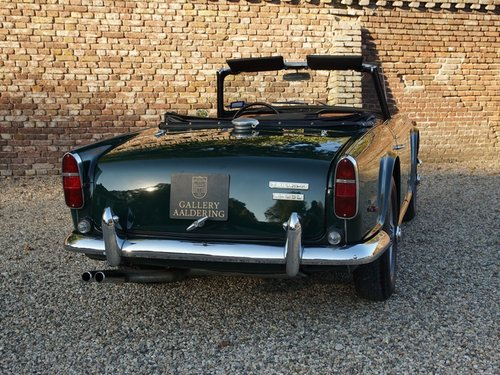 1968 Triumph TR250 matching numbers and colours, overdrive For Sale (picture 6 of 6)