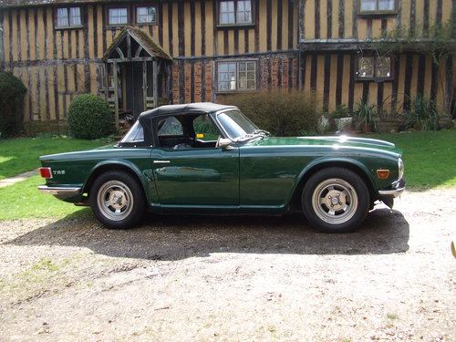1969 TR6 WANTED ANY CONDITION 01920 830107 fast polite service Wanted (picture 1 of 1)