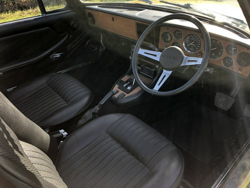 1974 Triumph Stag MK II 3.0 V8 Automatic SOLD (picture 5 of 6)