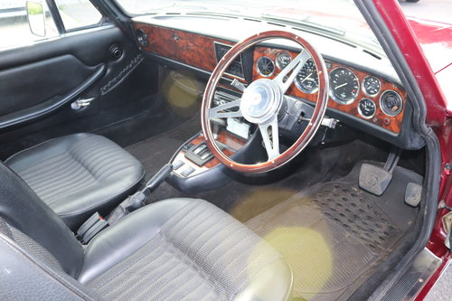 1972 Stag Automatic, show standard engine bay, bare metal respray SOLD (picture 2 of 6)