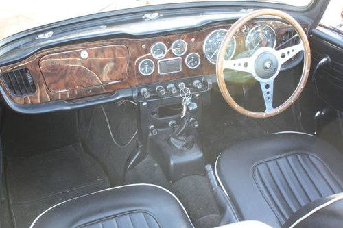 TR4A 1968 WITH OVERDRIVE SOLD (picture 2 of 6)