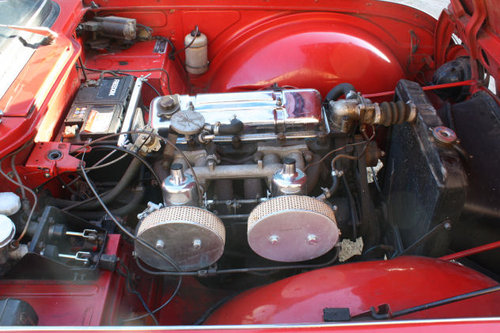 TR4A 1968 WITH OVERDRIVE SOLD (picture 4 of 6)
