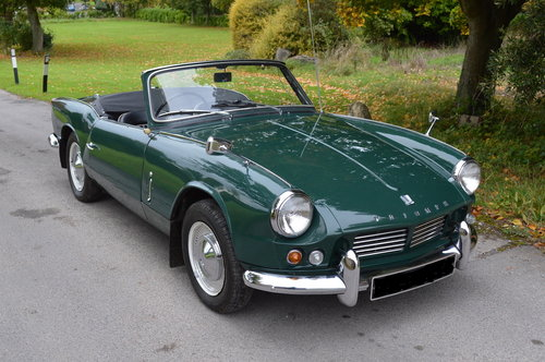 Wanted - Triumph TR4/4A/5/6 Spitfire GT6 Vitesse and Herald For Sale (picture 1 of 2)