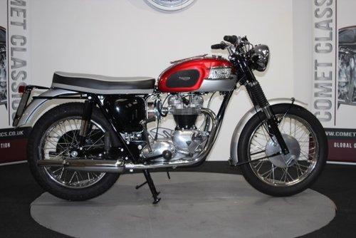 1965 Triumph TR6 SS 650cc For Sale (picture 2 of 6)