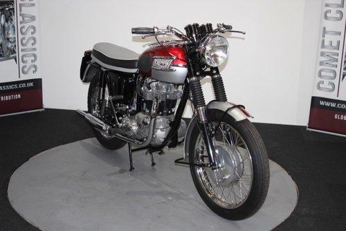 1965 Triumph TR6 SS 650cc For Sale (picture 3 of 6)