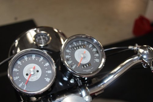 1965 Triumph TR6 SS 650cc For Sale (picture 6 of 6)