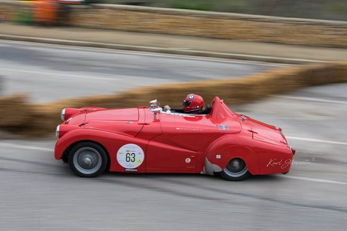 1956 TR2 MACAU RACER For Sale (picture 1 of 6)