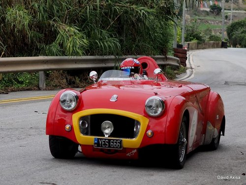 1956 TR2 MACAU RACER For Sale (picture 5 of 6)