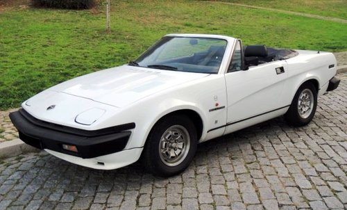 Triumph TR7 - 1981 For Sale (picture 1 of 6)