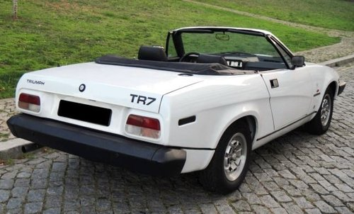 Triumph TR7 - 1981 For Sale (picture 3 of 6)