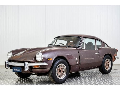 1970 Triumph GT6 MKII GT6+ For Sale (picture 1 of 6)