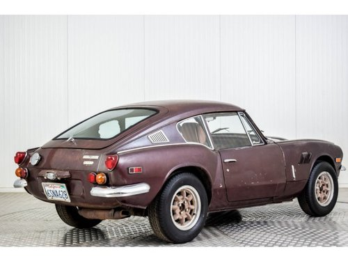 1970 Triumph GT6 MKII GT6+ For Sale (picture 2 of 6)