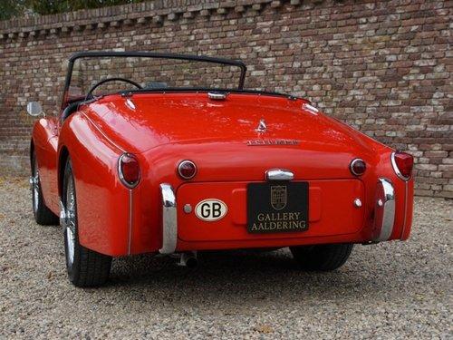 1961 Triumph TR3A restored condition For Sale (picture 6 of 6)