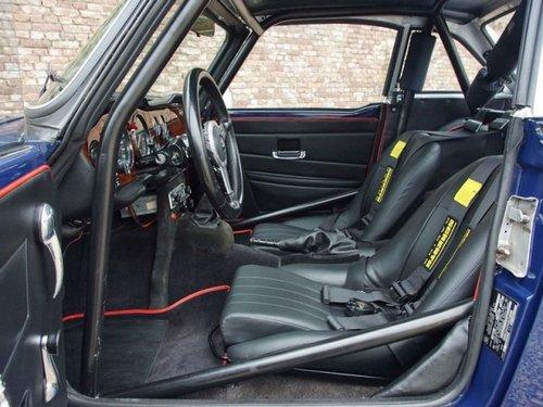 1973 Triumph TR6 unique factory metal hard-top, rally prepared, o For Sale (picture 3 of 6)