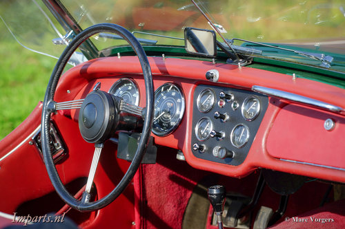 1959 Very good Triumph TR3A with Overdrive For Sale (picture 2 of 6)