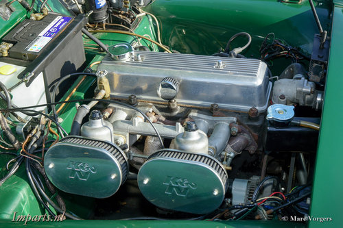 1959 Very good Triumph TR3A with Overdrive For Sale (picture 3 of 6)