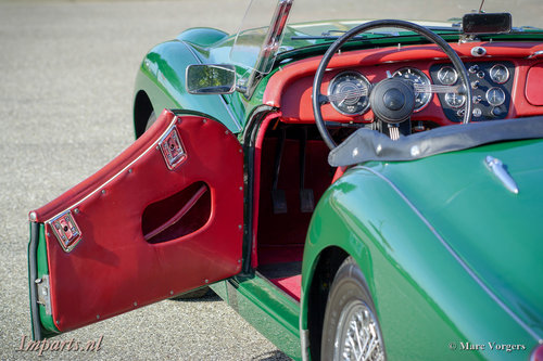 1959 Very good Triumph TR3A with Overdrive For Sale (picture 6 of 6)