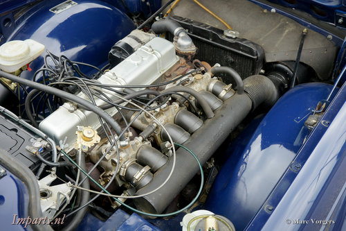 1971 Triumph TR6 PI (CP) Overdrive LHD For Sale (picture 4 of 6)