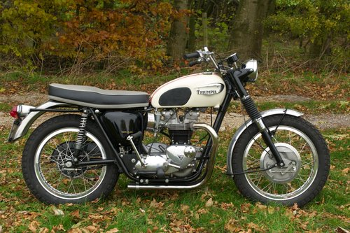 1966 T120TT Special  - Terry Macdonald restoration For Sale (picture 1 of 6)