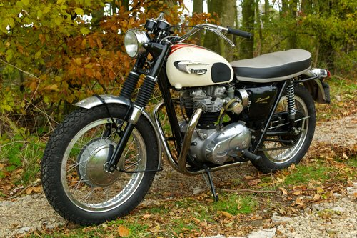 1966 T120TT Special  - Terry Macdonald restoration For Sale (picture 2 of 6)