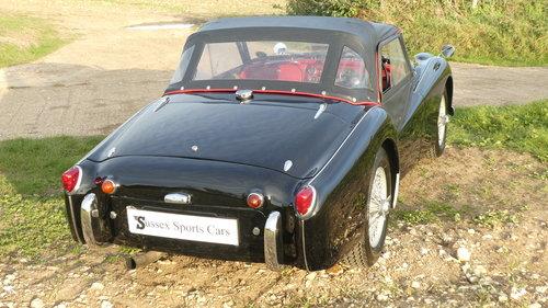 1957 Triumph TR3  SOLD (picture 2 of 6)