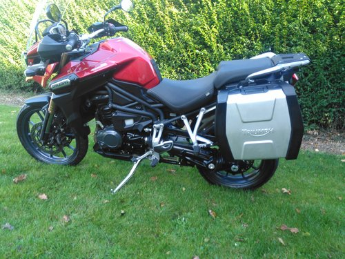 2015 Triumph Explorer 1200 SOLD (picture 4 of 5)