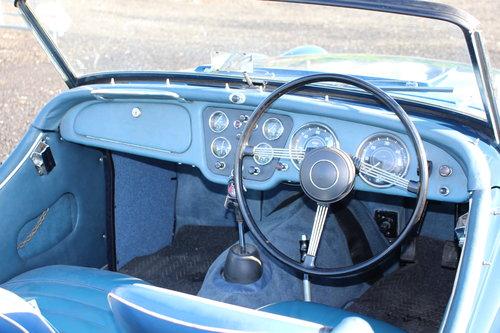 Triumph TR3A 1959 Original RHD Model SOLD (picture 4 of 6)