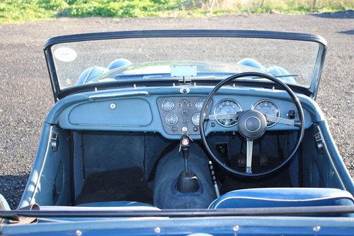 Triumph TR3A 1959 Original RHD Model SOLD (picture 5 of 6)