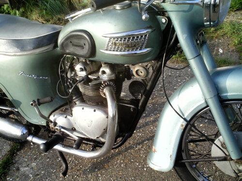 1962 TRIUMPH  21  3TA For Sale (picture 2 of 6)