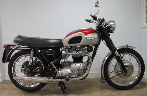 1968 triumph bonneville For Sale (picture 1 of 1)