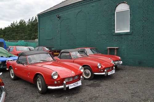 1963 & 1964 TRIUMPH SPITFIRE 4 MK1 VERY RARE INVESTMENT For Sale (picture 2 of 6)