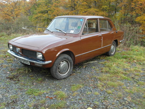 1978 low mileage Dolomite 1300 in great condition SOLD (picture 2 of 6)