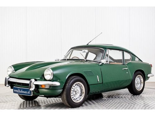 1969 Triumph gt6 MK2 GT6+ RHD For Sale (picture 1 of 6)