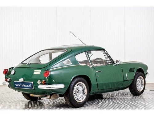1969 Triumph gt6 MK2 GT6+ RHD For Sale (picture 2 of 6)