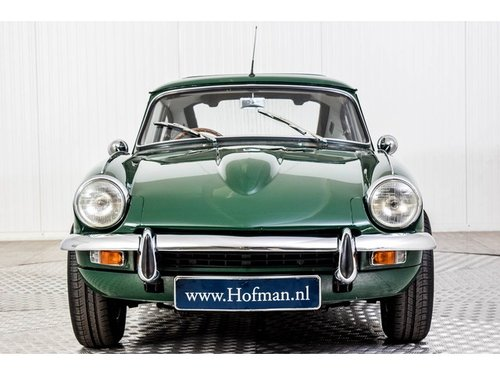 1969 Triumph gt6 MK2 GT6+ RHD For Sale (picture 3 of 6)