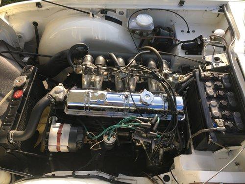 1969 Triumph TR6 PI For Sale (picture 5 of 6)