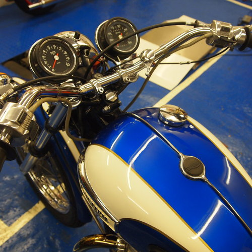 1972 TR6R 650 Tiger, Matching Numbers, RESERVED FOR GEOFF. SOLD (picture 6 of 6)