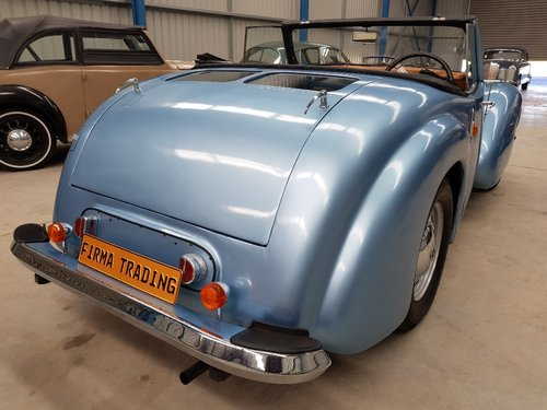 1947 Triumph 1800 Roadster by Firma Trading Australia For Sale (picture 2 of 6)